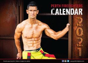 2021 Perth Firefighters Calendar