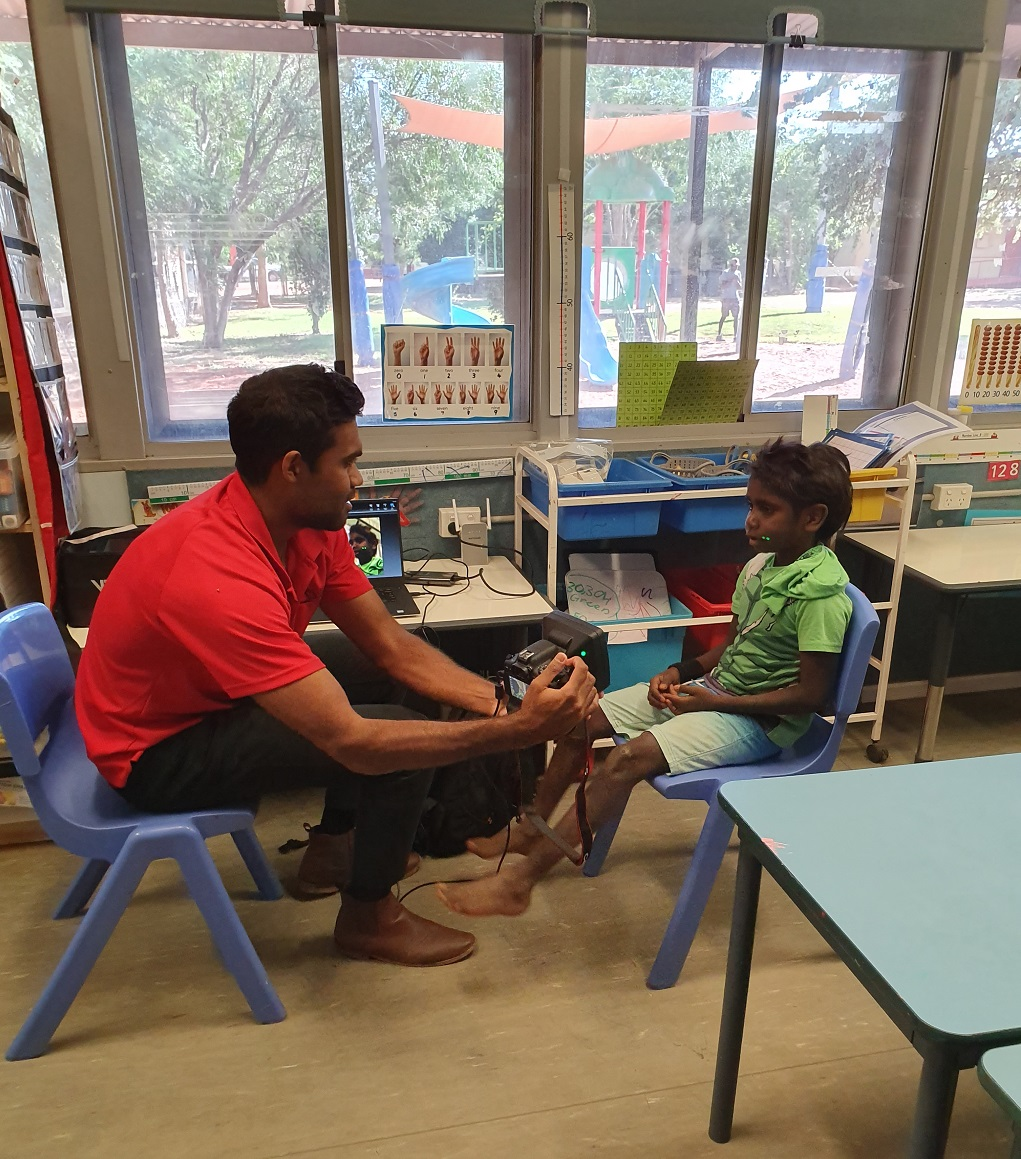Pilbara Faces Program