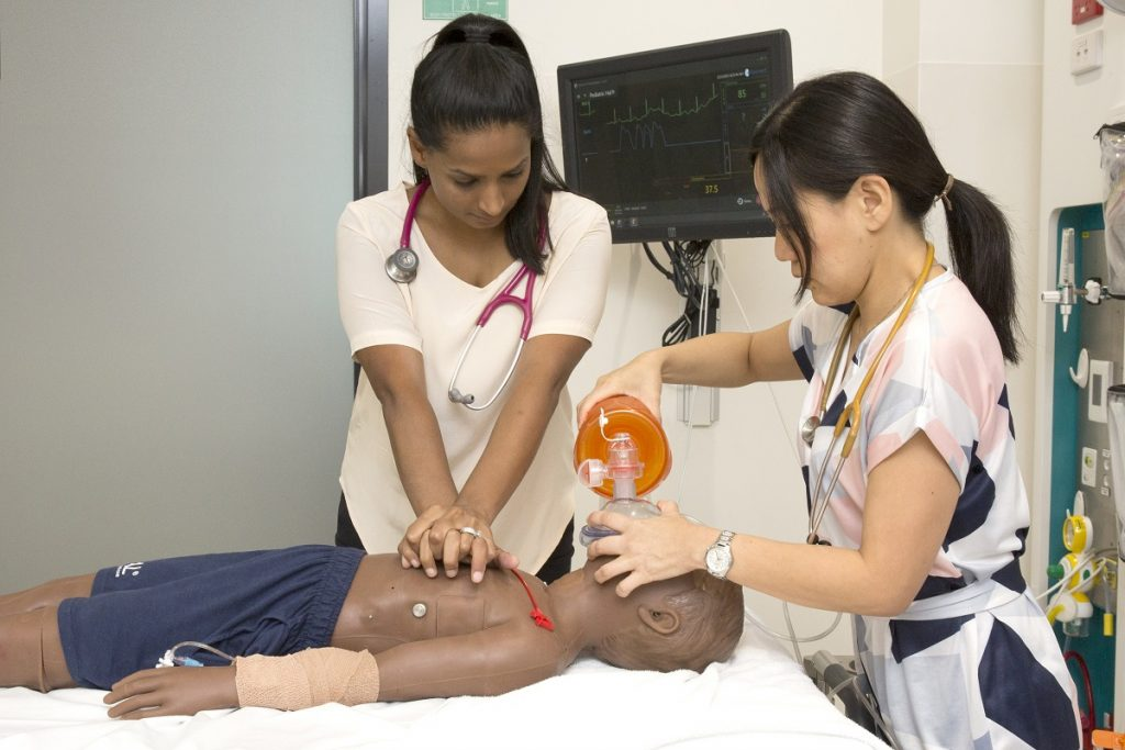 Paediatric Simulation and Clinical Research Fellowship