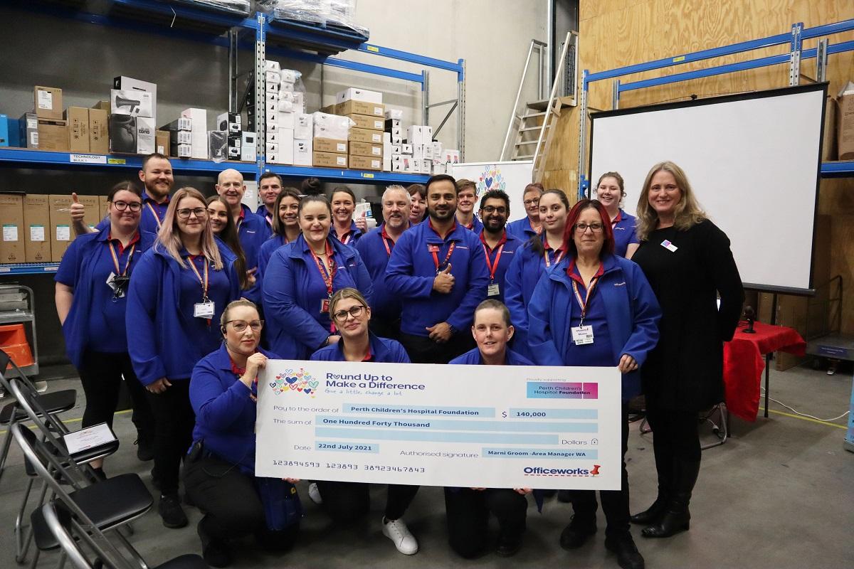 Officeworks Perth Children's Hospital Foundation