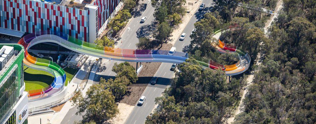 The Kids' Bridge Perth Children's Hospital Foundation